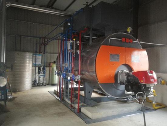 蒸汽锅炉房