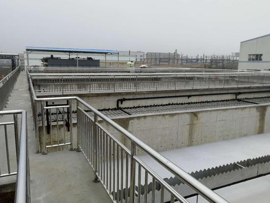 污水处理中心